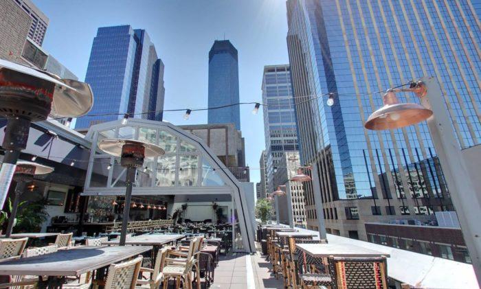 Union Is Minneapolis Best Rooftop Restaurant