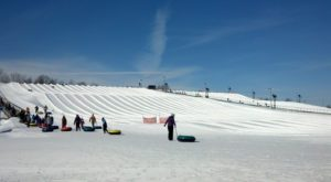 Wisconsin Is Home To The Country's Largest Snow Tubing Park And You'll Want To Visit