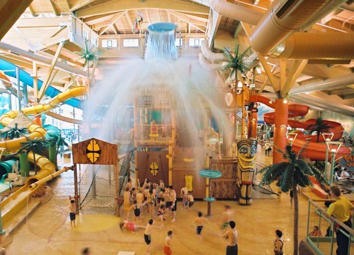 Splash Lagoon This Indoor Waterpark Near Pittsburgh Is