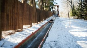 The Toboggan In Pennsylvania That Will Make Your Winter Unforgettable