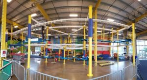 The Most Epic Indoor Playground In Pittsburgh Will Bring Out The Kid In Everyone