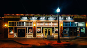 You'll Never Run Out Of Things To Do In This Charming Neighborhood In Dallas