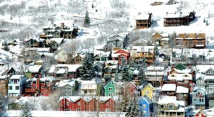 9 Enchanting Utah Towns That Feel Like You've Fallen Into A Snow Globe