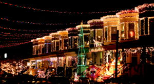 7 Christmas Light Displays Around Baltimore That Are Pure Magic