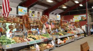Everyone In North Carolina Must Visit This Epic Farmers Market At Least Once