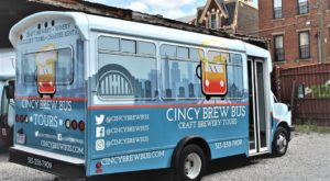 The Cincinnati Brew Bus Tour That Everyone Will Love