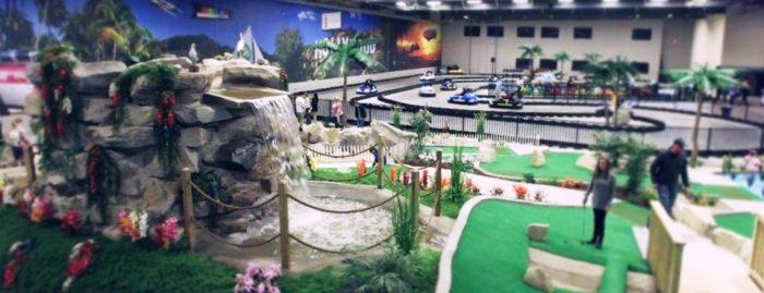 Malibu Jack\'s Is The Best Indoor Playground In Kentucky