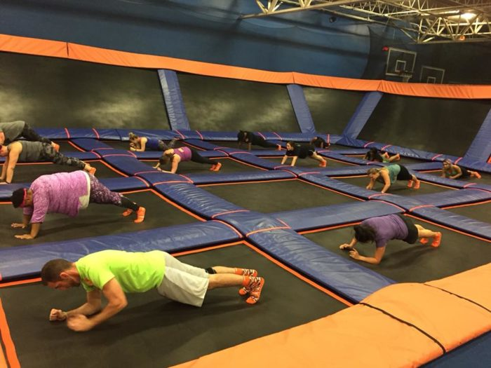 Sky Zone Virginia Beach Facebook
