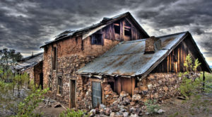 These 6 Ghost Towns In Arizona Are No Longer Fading In Time…And You'll Want To Visit