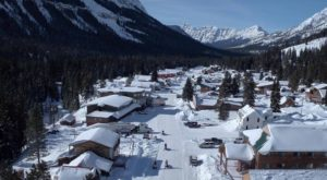 What Real Life Looks Like Inside The Snowiest Town In Montana