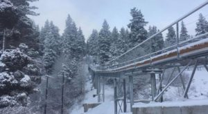 A Mountain Roller Coaster Just Opened In Idaho And It's Absolutely Amazing