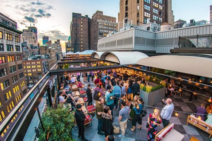 A New Adult Playground Just Opened On This New York