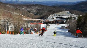 You Must Visit These 9 Awesome Places In North Carolina This Winter