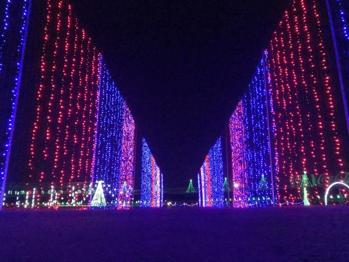 now in its 8th year speedway christmas features over 3 million lights to decorate and enchant your holiday season this year sets a record for lights on - Lowes Motor Speedway Christmas Lights