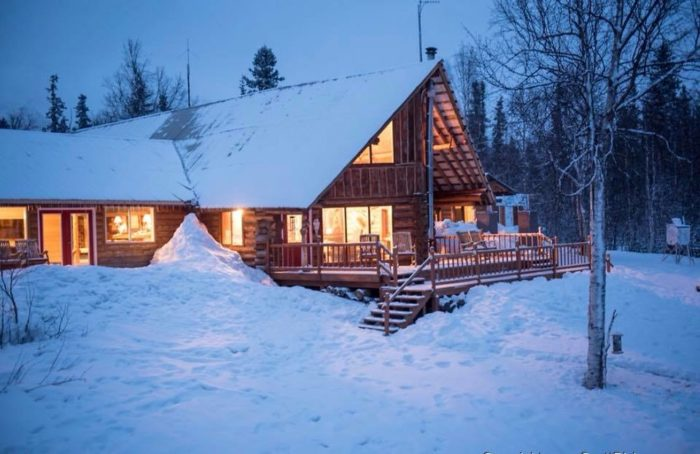 The 7 Most Remote And Magical Cabins In Alaska For A Snowy