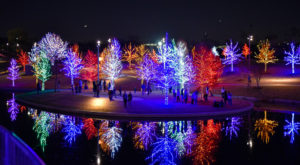 The Dallas – Fort Worth Area Park That Will Make You Feel Like You Walked Into A Fairy Tale