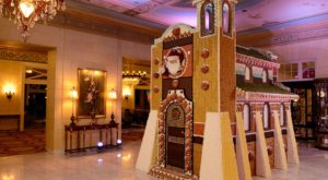 One Of The Biggest Gingerbread Houses In America Is Right Here In Colorado… And You're Going To Want To See It