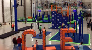 The Most Epic Indoor Playground In Cleveland Will Bring Out The Kid In Everyone