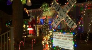 The Christmas Light Display In Milwaukee That Will Positively Enchant You