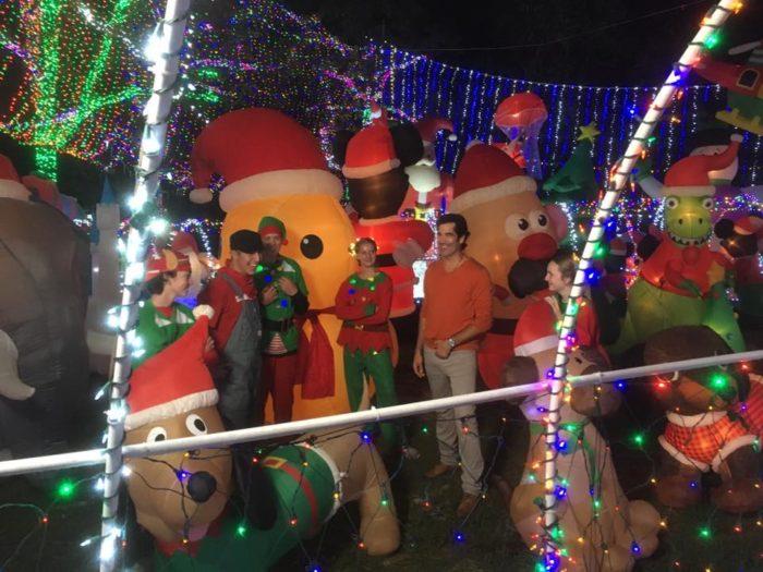 Christmas Drop Lights