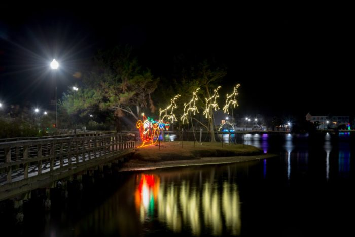 Island Of Lights Kure Beach