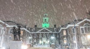 5 Enchanting Delaware Towns That Feel Like You've Fallen Into A Snow Globe