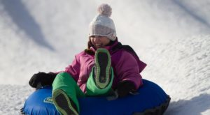The Tubing Park In Vermont That Will Make Your Winter Unforgettable