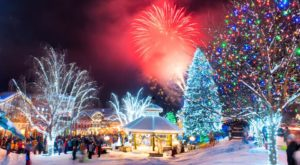 8 Enchanting Washington Towns That Feel Like You've Fallen Into A Snow Globe