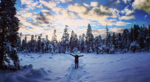 You Must Visit These 18 Awesome Places In Alaska This Winter