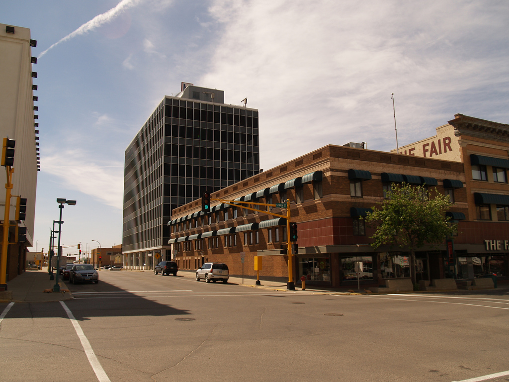 Minot, North Dakota - Greentree Development Bakken LLC