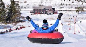 This Epic Snow Tubing Hill Near Pittsburgh Will Give You The Winter Thrill Of A Lifetime
