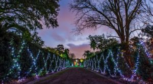The Christmas Village Near New Orleans That Becomes Even More Magical Year After Year
