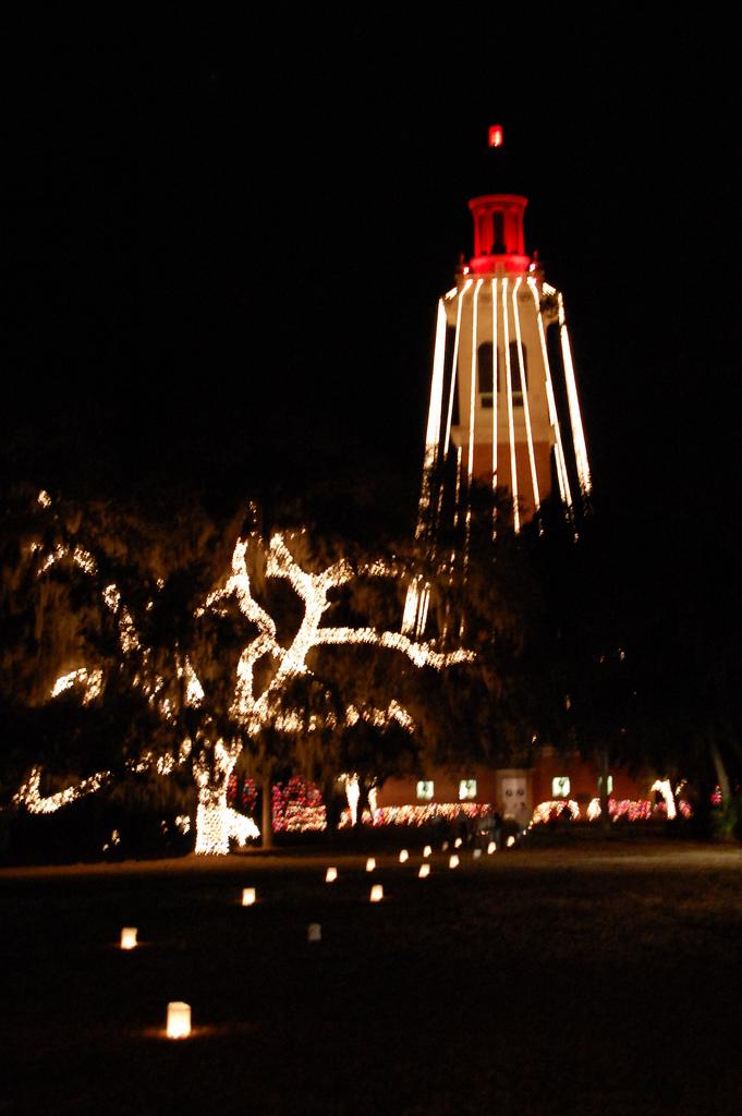 Pensacola Christmas Lights