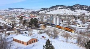 The Most Charming Town In South Dakota Is Perfect For A Winter Day Trip