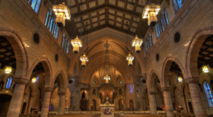 The Little-Known Church Hiding In Denver That Is An Absolute Work Of Art