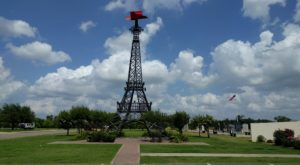 Most People Don't Know There's A Little Eiffel Tower Near Dallas – Fort Worth