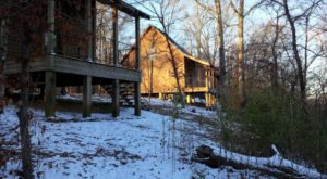 5 Of The Coziest Cabins In Louisiana To Snuggle Up In This Winter