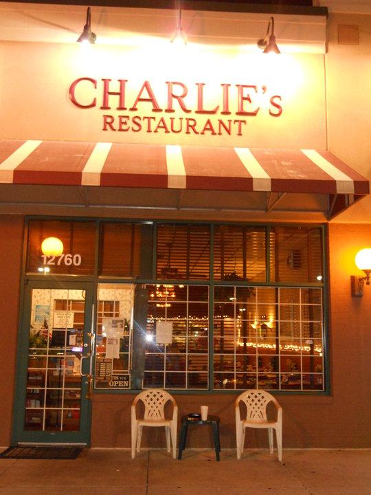 Charlie S Restaurant Fort Washington Maryland