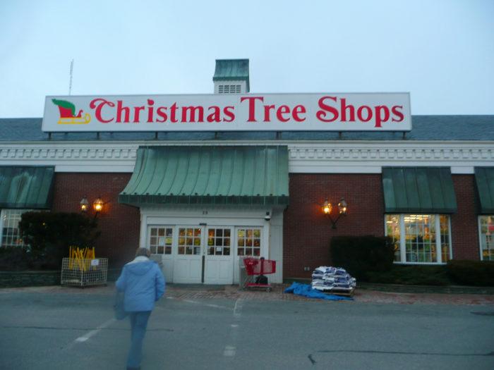 Christmas Tree Avon Massachusetts