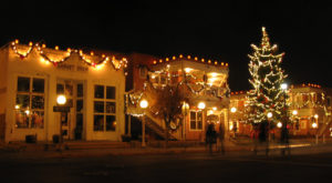 6 Enchanting New Mexico Towns That Feel Like You've Fallen Into A Snow Globe