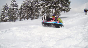 Here Are the 7 Best Places To Go Sled Riding In Denver This Winter
