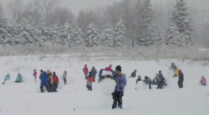 11 Wintertime Memories You'll Undoubtedly Have If You Grew Up In Michigan