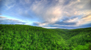 Someone Flew A Drone High Above Arkansas And Captured The Most Breathtaking Footage