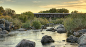 Take A Journey Through This One-Of-A-Kind Bridge Park In Northern California