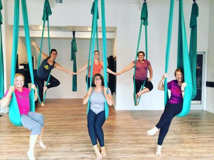 Aerial Yoga In Charlotte You Need To Try