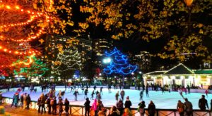 This Majestic Massachusetts Skating Rink Was Just Named The Best In America