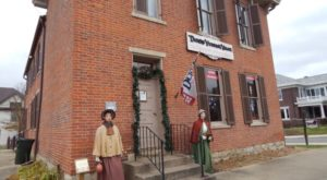 Visit This Village In Ohio For The Most Old-Fashioned Christmas