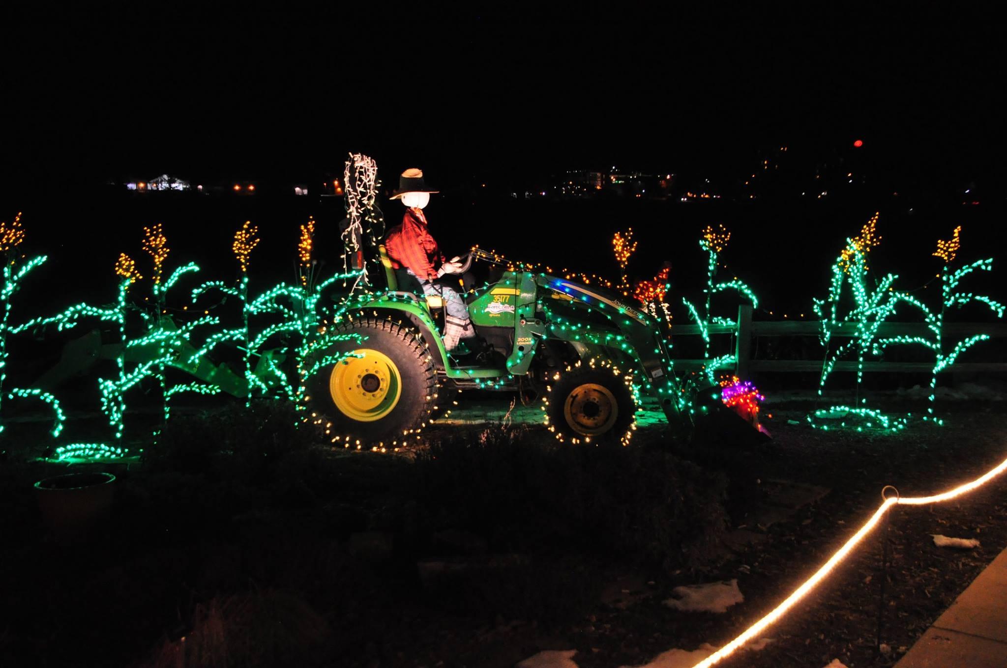 Christmas Lights Columbus Ohio
