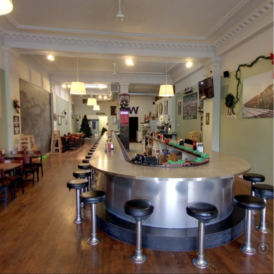 The Junction Diner Is Best Train Themed Restaurant In Chicago