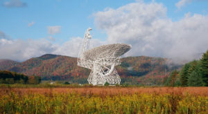 West Virginia is Home to the Largest Fully-Steerable Telescope in the World and You Need to See It
